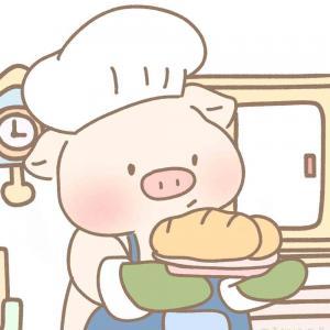 小猪猪可爱情侣头像