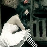 无数回忆黑白情侣