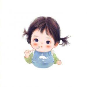 超可爱宝宝Q版头像