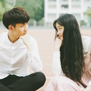 QQ 小清新情侣图片