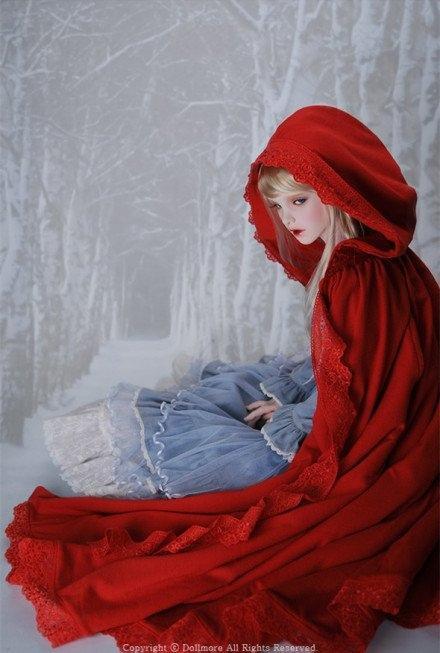 QQ 可爱的小红帽