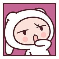 我的可爱你学不来_各种表情的可爱卡通头像(图)