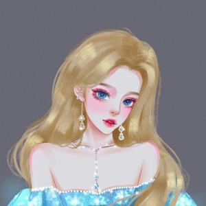 超仙迪士尼公主头像