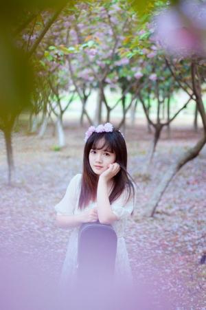 QQ 唯美小清新女生图片