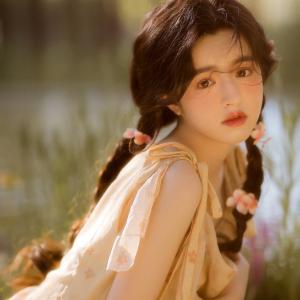 微信唯美动人美女头像