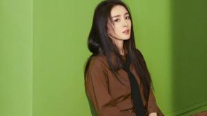 杨幂时尚越南版芭莎开年封面大片