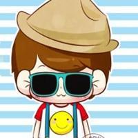 感谢你给过的小幸福_萌萌哒的卡通情侣头像(图)