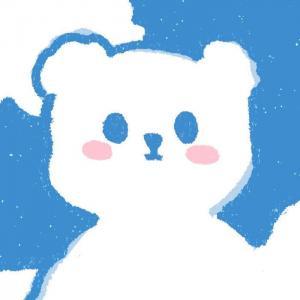 可爱卡通小熊头像