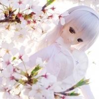 你就像派来的小天使_可爱的日系卡通娃娃头像(图)