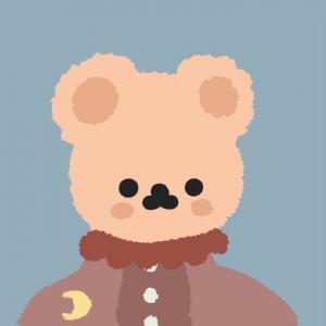 萌萌小熊头像