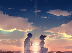 情侣网名一男一女,时光恋人,记忆爱人