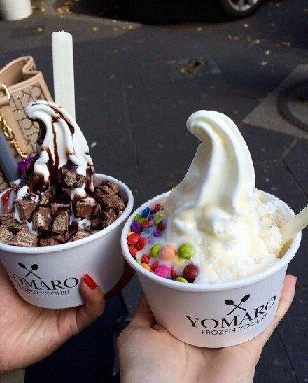 QQ 大宝:酸奶冰淇