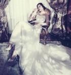 漂亮的白色婚纱头像_嫁给你是我一生的梦想