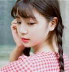 被爱纹过的心说不痛谁信 唯美女生QQ头像