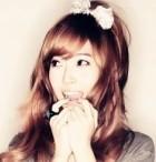 你的微笑改变我的心跳 唯美个性女生QQ头像