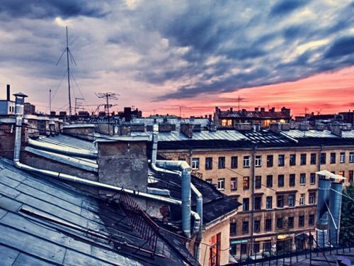 国外城市风景图片大全 迷人风景